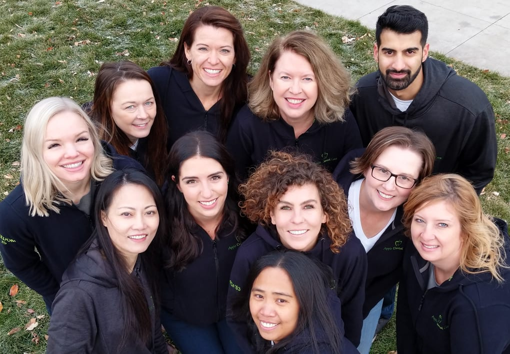 Apple Dental Care Team | Edmonton Dentist