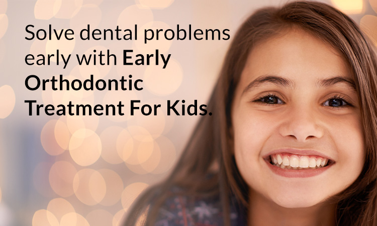 Early Orthodontic Treatment, Edmonton Dentist